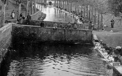 Canal industrial de Manlleu