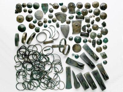 Dipòsit de bronzes de Llavorsí