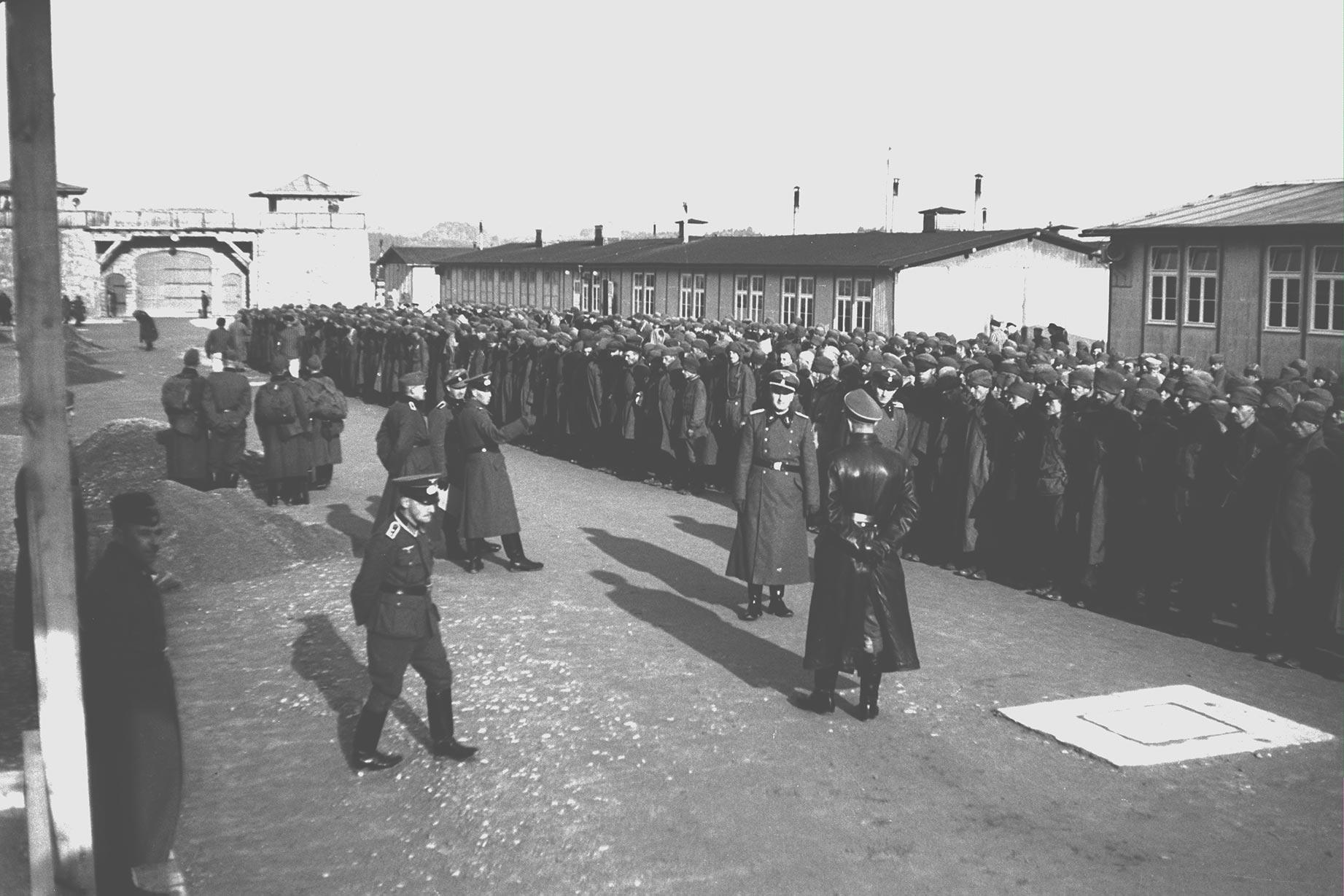 L'arribada de presoners de guerra