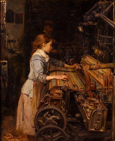 La nena obrera