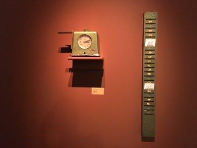 Rellotge de fitxar