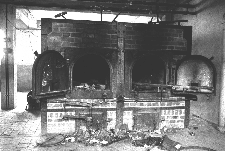 Crematoris del camp de Mauthausen