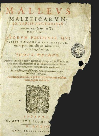 Edició del Malleus Maleficarum