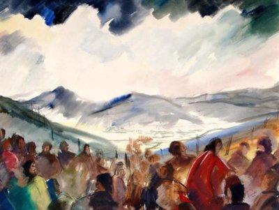 La tempesta. 1939