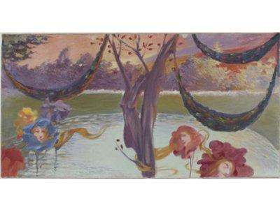 El jardí de Klingsor o noies flors, Parsifal, acte II
