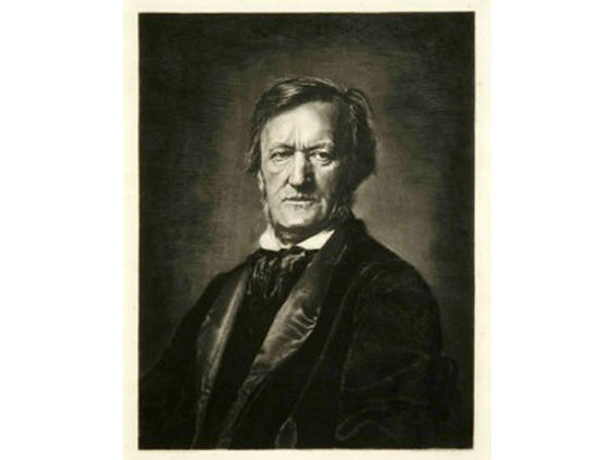 Retrat de Richard Wagner