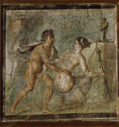 El sexe i l'amor a la mitologia clàssica