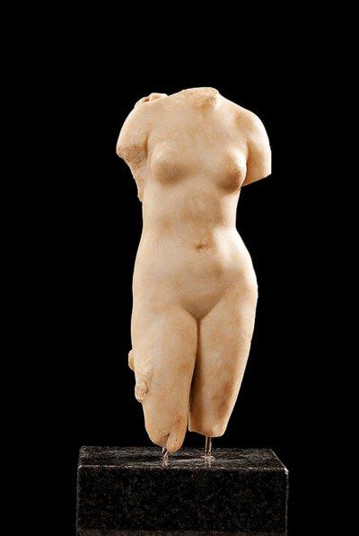 Venus, deïtat femenina de l'amor, la bellesa i la fertilitat