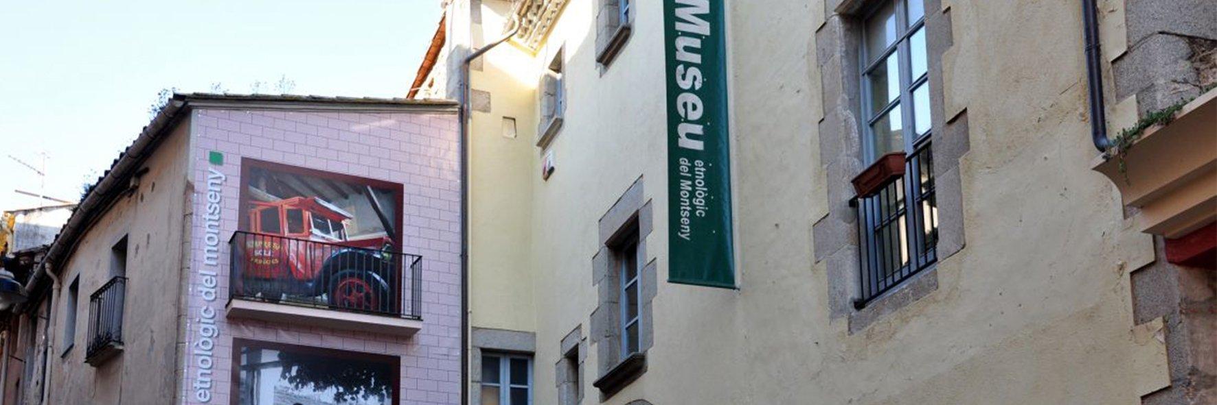 Museu Etnològic del Montseny-La Gabella