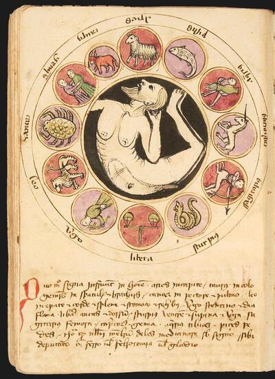 Pàgina de l'horòscop Ramon Llull
